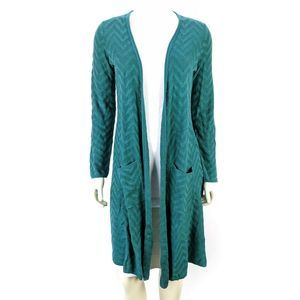 Moth Anthropologie Cardigan Duster Sweater Small